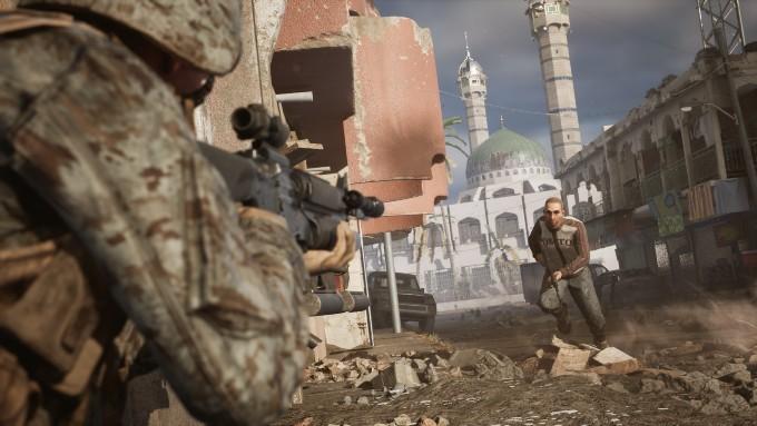 Juego Six Days in Fallujah