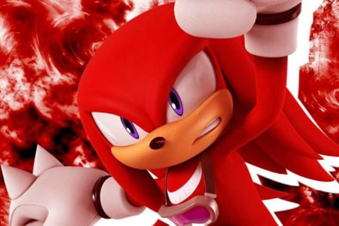 Sonic pelicula knuckles