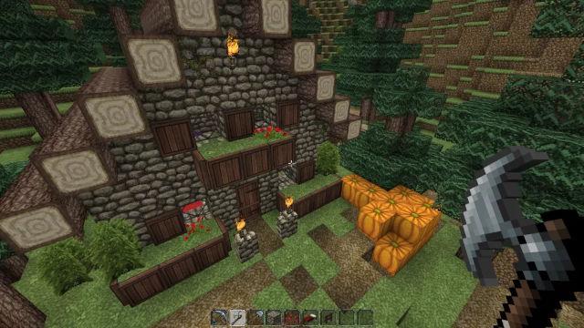 Nuevas texturas Minecraft antes del próximo parche