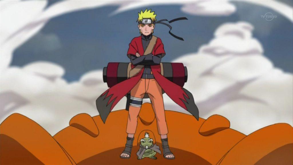 Los 5 mejores momentos de Naruto en Shippuden