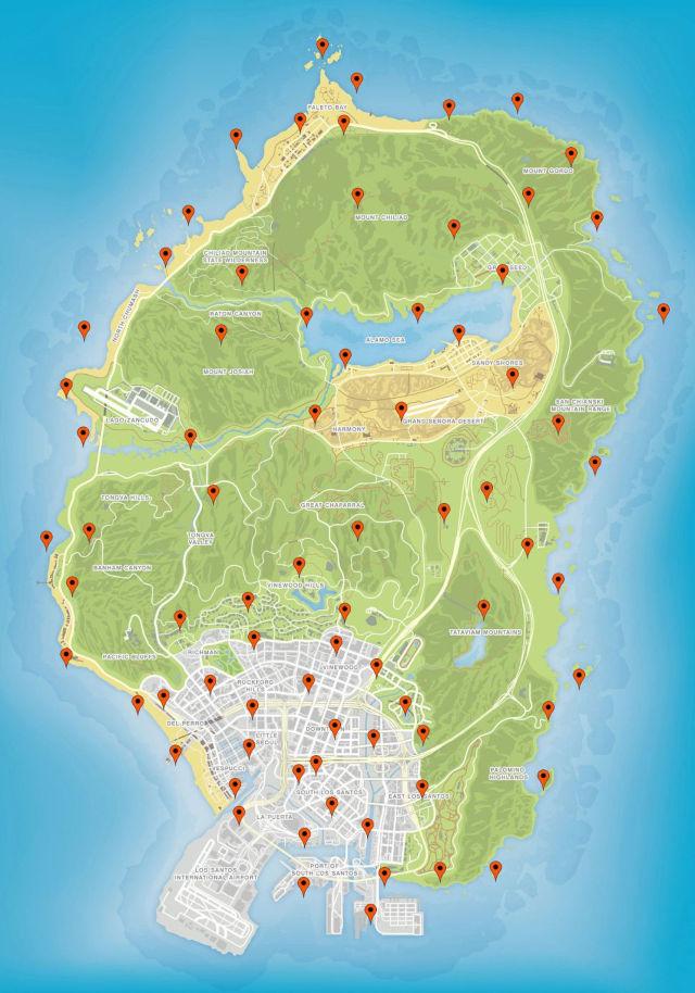 Entérate dónde conseguir peyotes en GTA V Online