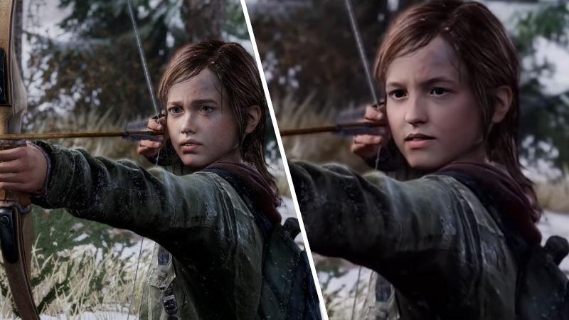 The Last of Us: Así se verían los actores de la serie en el juego
