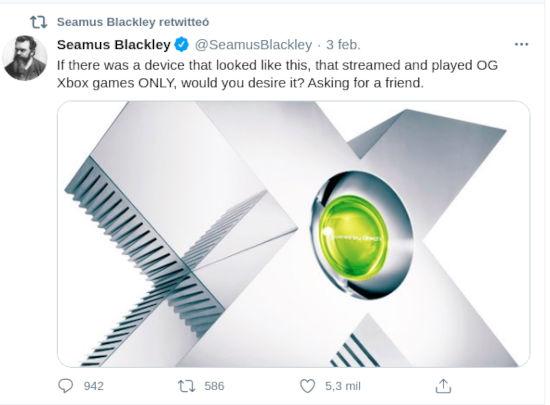 Xbox Mini podría estar en planes de Microsoft
