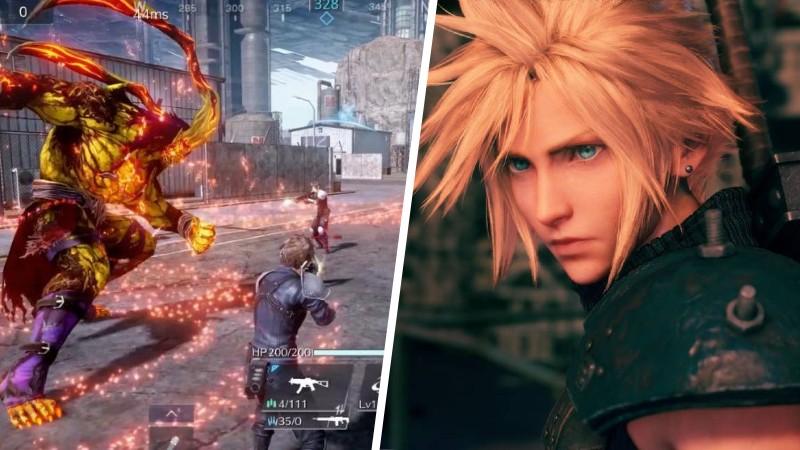 ¿Competencia de Fortnite? Final Fantasy VII prepara Battle Royale