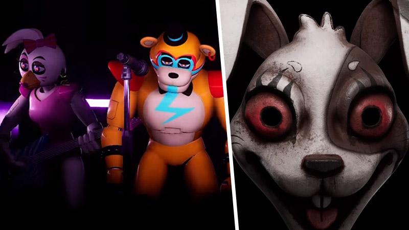 Security Breach mejoró a Five Nights at Freddy's, pero no da miedo