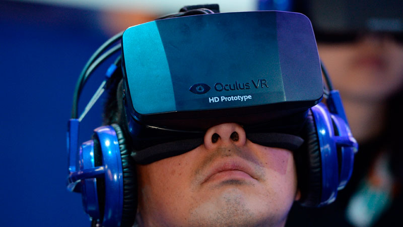 Apple VR Headset Oculus