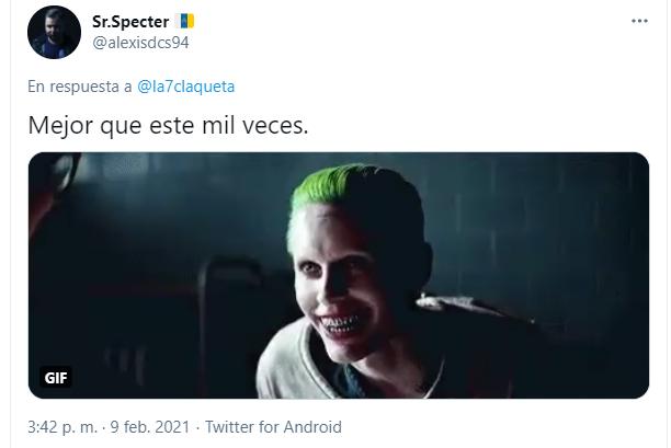 Jared Leto Joker Justice League