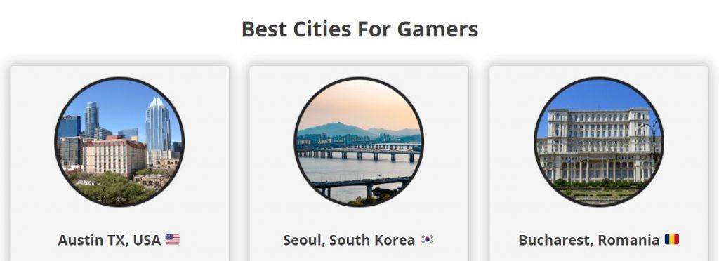 ciudades, esports, videojuegos