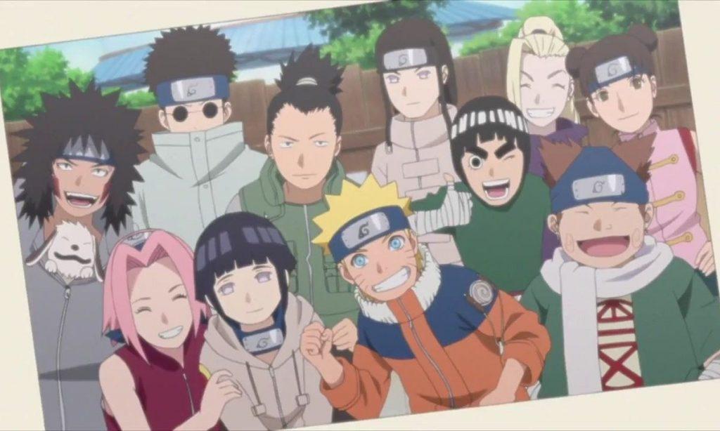 Naruto test: ¿A qué equipo pertenecerías?