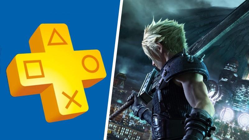 Final Fantasy VII Remake está entre los juegos de PlayStation Plus para marzo