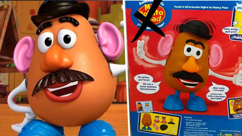 Ya no es señor: Hasbro anuncia que Cara de Papa ya no tendrá género