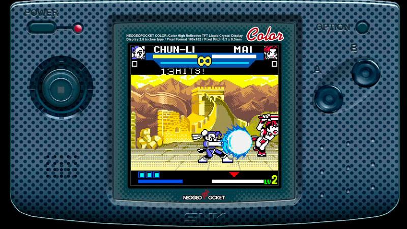SNK vs. Capcom: Match of the Millenniun
