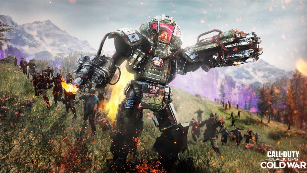 Las nuevas actualizaciones tanto de Warfare/Warzone como de Cold Ward necesitarán más espacio en tu PS4 de 500 GB, tendrás que borrar cosas.