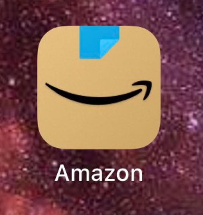 icono de la app de Amazon