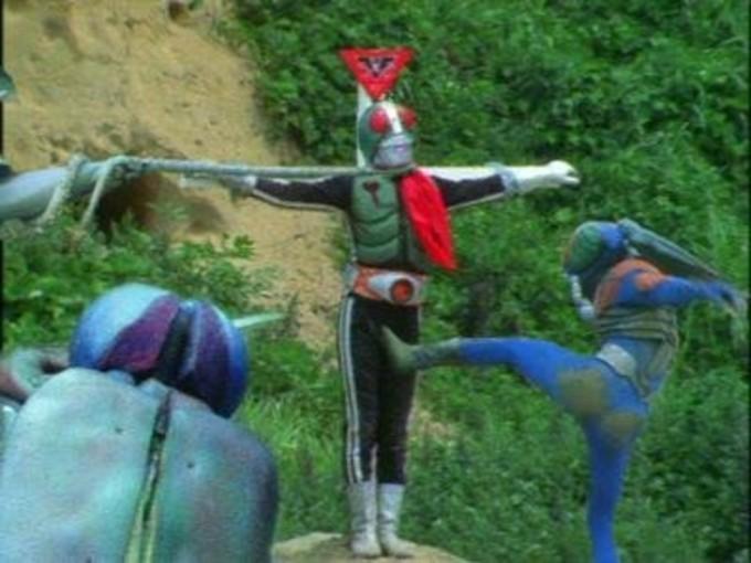 Kamen Rider Crucificado Digimon