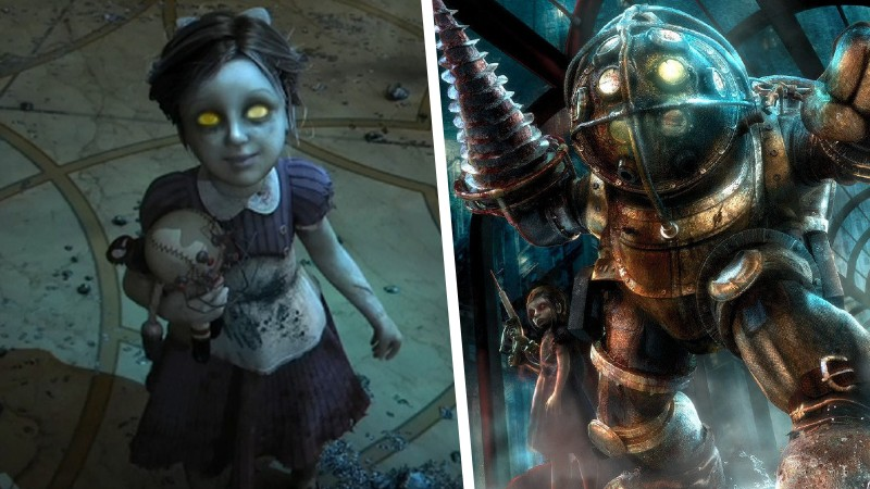BioShock tenía dos finales en su película cancelada