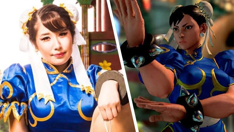 Chun Li se escapó de Street Fighter gracias a este cosplay