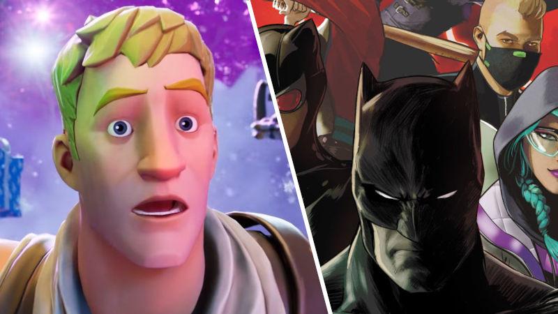 Batman y Fortnite volverán a tener un crossover y estará disponible en México
