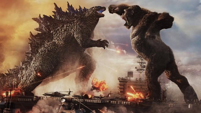 Godzilla vs Kong Pelea