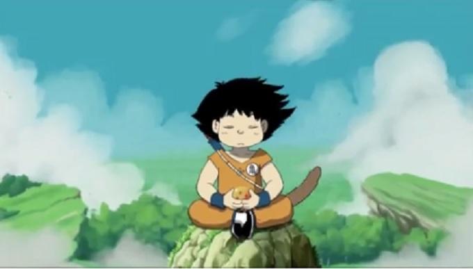 Dragon Ball Studio Ghibli