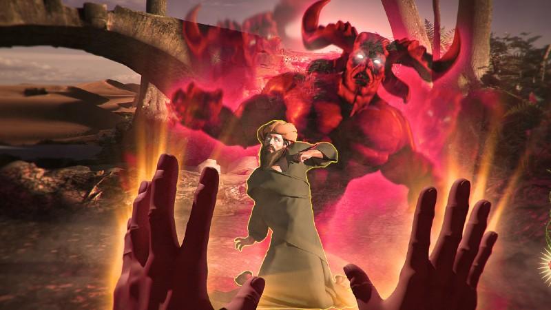 I Am Jesus Christ revela nuevo gameplay con mundo abierto y combate contra demonios