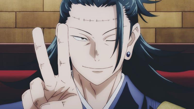 Geto es el personaje masculino más popular de Jujutsu Kaisen.