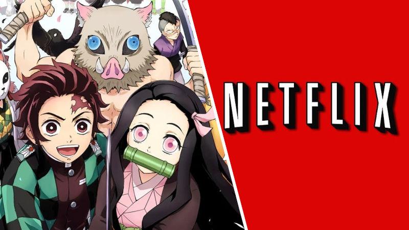 Kimetsu no Yaiba llegaría con doblaje latino a Netflix