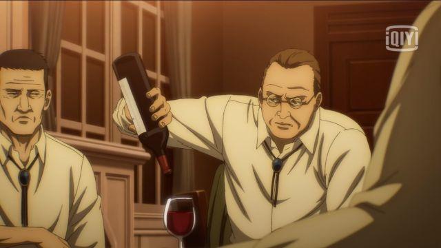 En Shingeki no Kyojin los secretos se van revelando para llegar al plan final, ahora sabemos para qué es el vino que llegó de Marley.