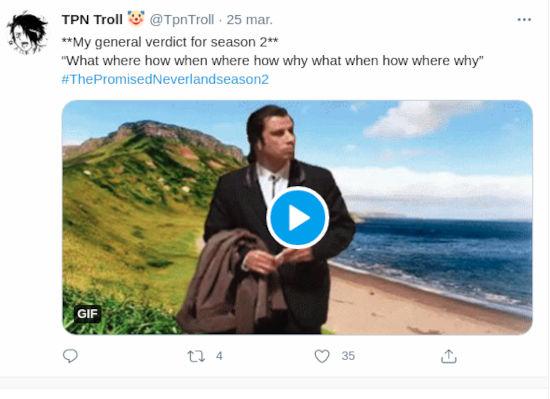 Fans odian el final de la Temporada 2 de The Promised Neverland