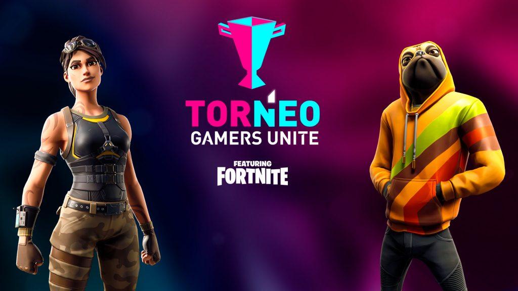 gamers unite, esports, fortnite, cie