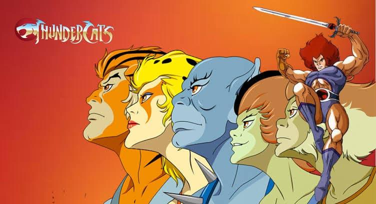 thundercats, leono, caricatura