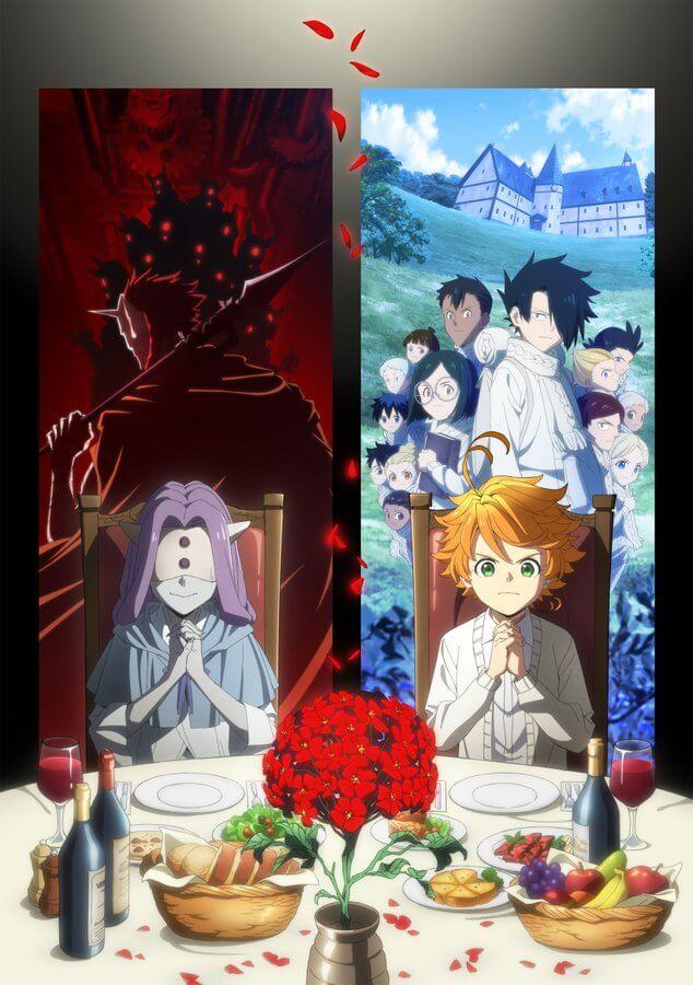 the promised neverland, anime, segunda temporada, guionista