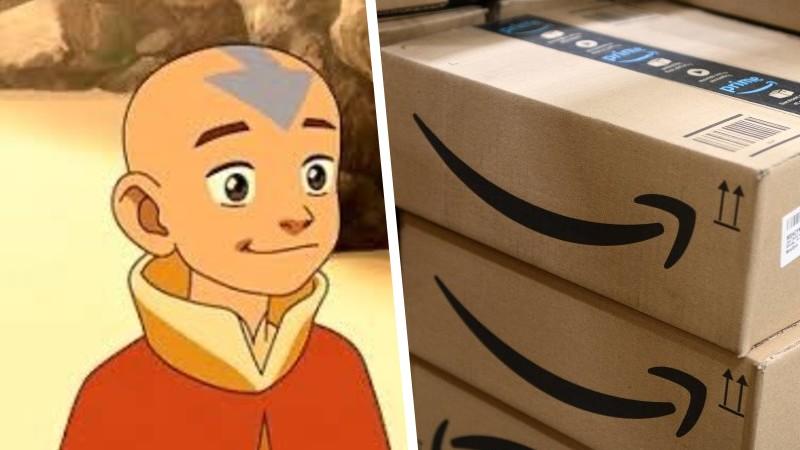 De Hitler a Avatar: El nuevo icono de la app de Amazon ahora se parece a Aang