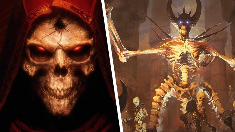Alertan por falsas alphas de Diablo 2: Resurrected