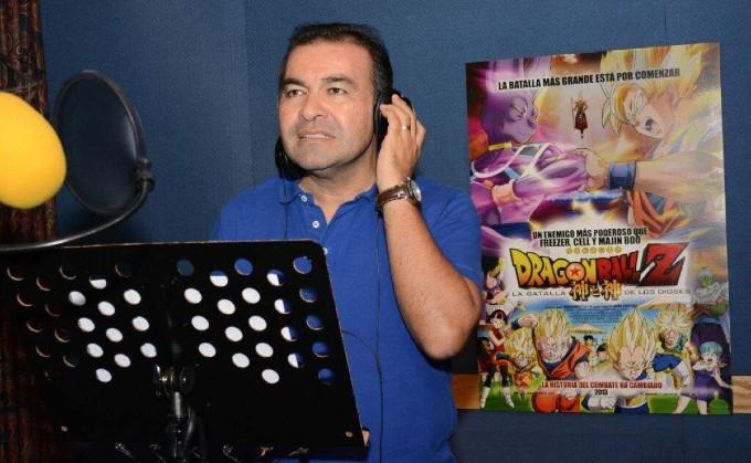 Doblaje mexicano Mario Castañeda