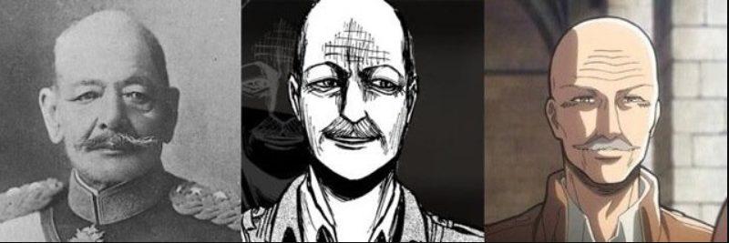 Los tintes históricos y referencias políticas de Shingeki no Kyojin van más allá de la Alemania nazi que todos reconocemos en Marley.