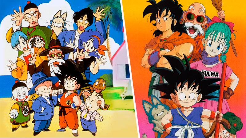 Eres old ¿pero así de old? Fans celebran 35 años de Dragon Ball