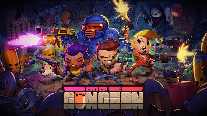 PlayStation Enter the Gungeon