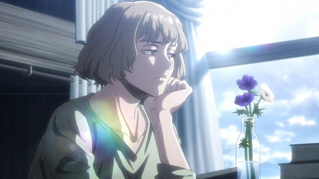 Hitch Dreyse es un personaje extrañamente popular en Shingeki no Kyojin para haber aparecido tan poco tiempo, ¿la recuerdas?