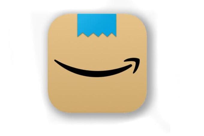 viejo icono de la app de Amazon