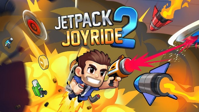 Jetpack Joyride 2