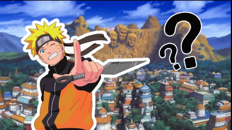 Test : ¿A qué aldea de Naruto perteneces?