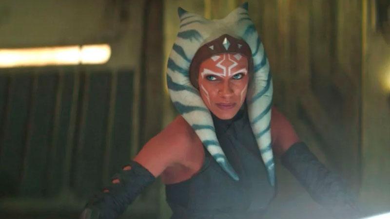 Rosario Dawson Star Wars Ahsoka Tano