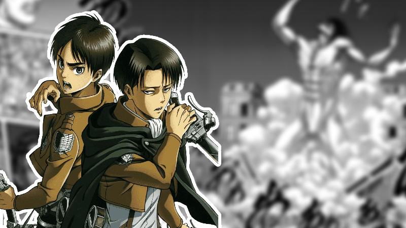 Test: ¿Cuánto sabes de Shingeki no Kyojin?