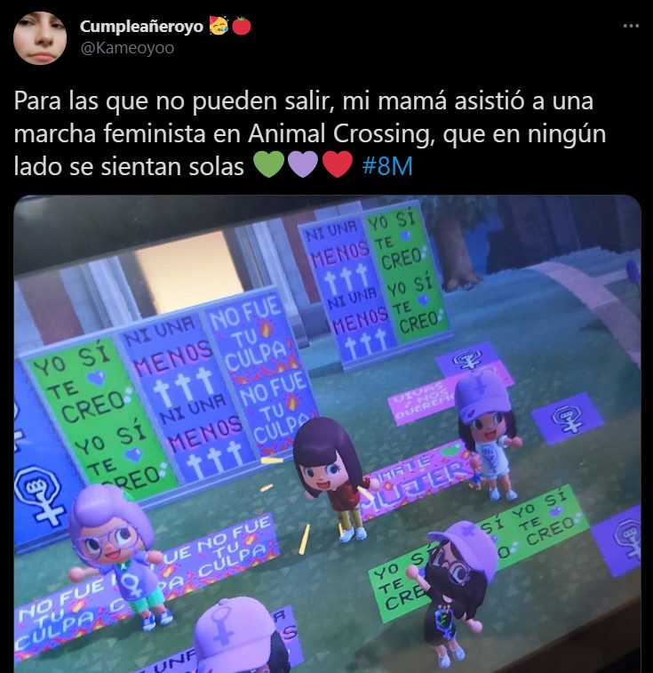 animal crossing, mujeres, 8m