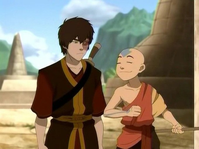 Aang y Zuko inspiraron al rival de Batman