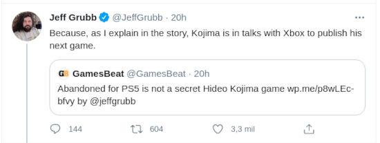 Fans creen que Abandoned es el nuevo 'P.T.' de Hideo Kojima