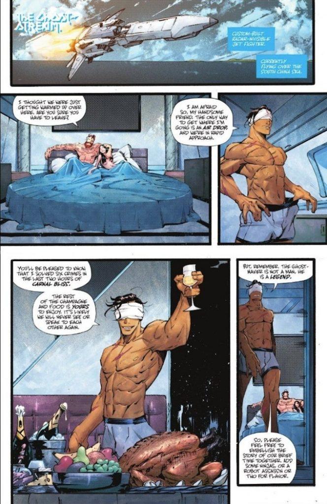 Batman Personaje LGBTQ