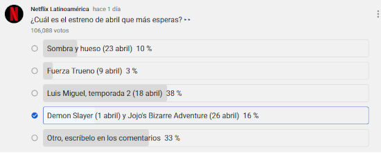 JoJo's Bizarre Adventure vuelve a Netflix en EE. UU., pero no a Latinoamérica