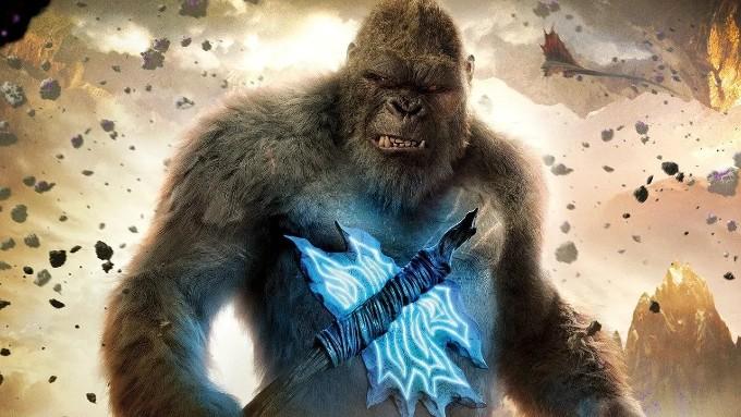Escena post Creditos Godzilla vs Kong